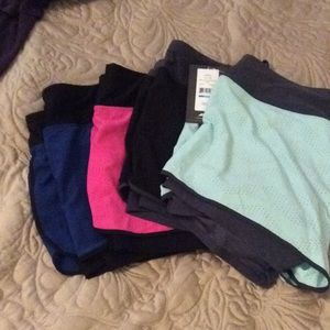 Pants - Gym shorts - set of 4